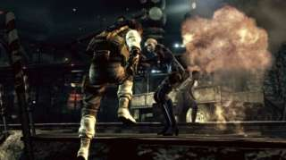 Resident Evil 5   Gold (Move Edition)  Games