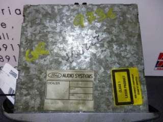 Ford Ka Cd Player Stereo 6000CD with code |