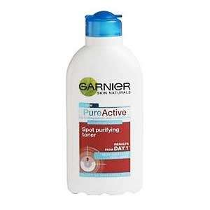 GARNIER PURE ACTIVE SPOT PURIFYING TONER 200ML *** BRAND NEW & SEALED