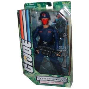 Inch Tall Soldier Action Figure   INFANTRY TROOPER (Code Name Cobra