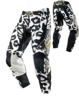 COMPLETO ABBIGLIAMENTO TUTA CROSS GEAR SHIFT FOX RACING FACTION PRO