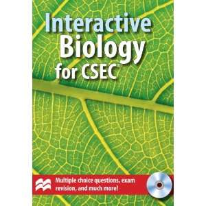 Interactive Biology for CSEC (9780230402096): Linda
