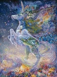 Josephine Wall Pagan Greetings Card wicca fantasy