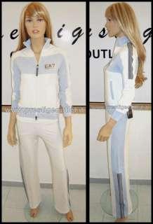 EA tuta da ginnastica donna EMPORIO ARMANI woman jogging suit Tg/size