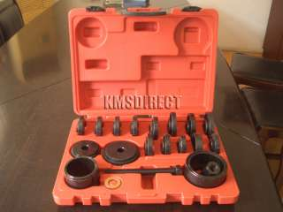 21 PCS Front Wheel Drive Bearing Removal Tool Kit Set