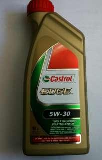 OLIO CASTROL 5W30 EDGE OLIO MOTORE SINTETICO LL4 ACEA A3/B3 A3/B4 C3