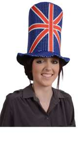 Giant Great Britain Union Jack British Olympic Jubilee Fancy Dress