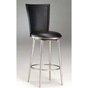 Hillsdale Furniture 62969 Fleur Lis Triple Leaf Bar Stool