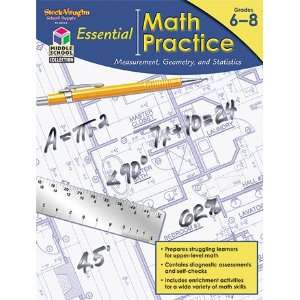 Math Practice Measurement By Houghton Mifflin Harcourt Toys & Games
