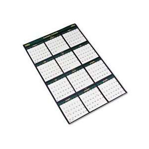House of Doolittle Four Seasons Reversible Yearly Wall Calendar Home