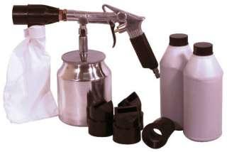 1Litre Spot Blaster Kit Air Compressor Tool Rust Remove