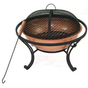 Jiaxing Hero Import and Export HJ HP ZT001 Steel Fire Pit