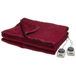 Sunbeam Slumber Rest King Warming Blanket, Assorted: Home