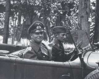 Field Marshall Erwin Rommel Photo B