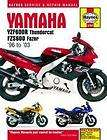 Haynes Manual for YAMAHA YZF600 Thundercat FZS600 Fazer