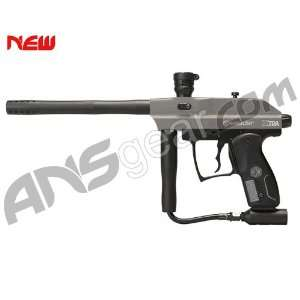 2012 Kingman Spyder Xtra Semi Auto Paintball Gun   Silver