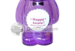 Wholesale Plastic Cartoon Koala Piggy Bank   DinoDirect