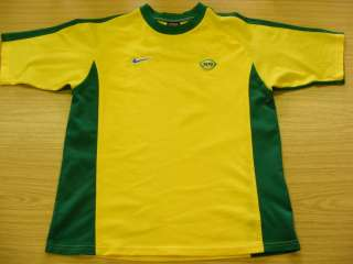 R9 RONALDO BRAZIL BRASIL NIKE FOOTBALL SOCCER SHIRT JERSEY TOP XL BOYS