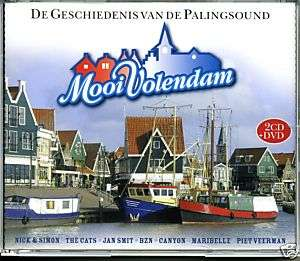MOOI VOLENDAM (CATS,BZN,TOL & TOL,MARIBELLE)NEW 2CD/DVD