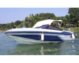 Barca Hellas Pegasus con motore 40 CV e a Busto Arsizio