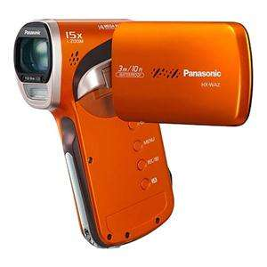 Panasonic HX WA2 Active HD Camcorder   Orange   Camcorders   Jessops