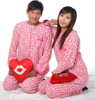 Adult All in one Pajamas Ladies Pyjamas One Piece Sleepwear Fleece