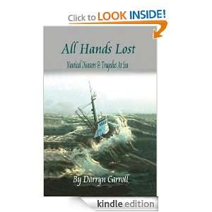All Hands Lost: Darryn Carroll:  Kindle Store