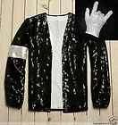 Michael Jackson Billie Jean Jacket & Free Glove