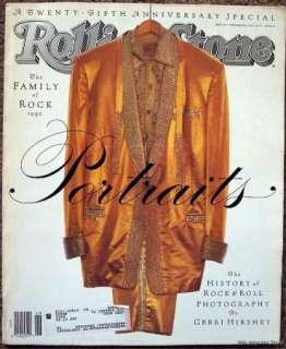 Portraits Rolling Stone Magazine 1992 Elvis Presley Michael Jackson