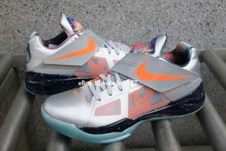 Nike Zoom KD IV 4 AS All Star Big Bang Glow Galaxy Kevin Durant