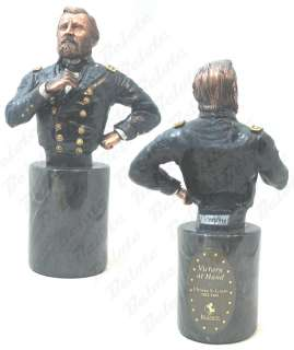 Legends LIMITED Bronze Ulysses S. Grant Sculpture