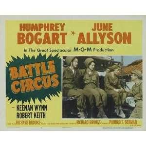 Humphrey Bogart June Allyson Keenan Wynn Robert Keith