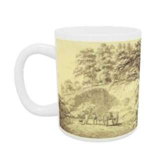 grey wash on paper) by Joseph Mallord William Turner   Mug   Standard