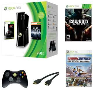 Xbox 360 250GB Bundle with Call of Duty Black Ops (Xbox 360)   BJs