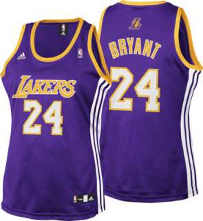Kobe Bryant adidas Fashion Los Angeles Lakers Womens Jersey