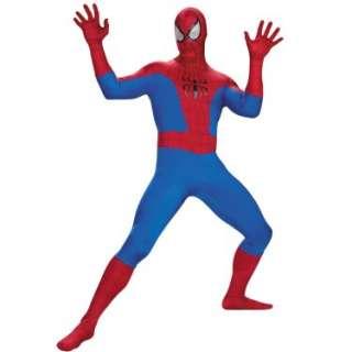 Costumes The Amazing Spider Man Super Deluxe Spider Man Child Costume
