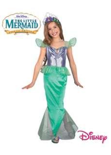 Kids Standard Ariel Little Mermaid Disney Girls Costumes Costume at
