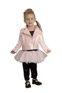 Toddler Pink Harley Davidson Costume Jacket   Motorcycle Costumes
