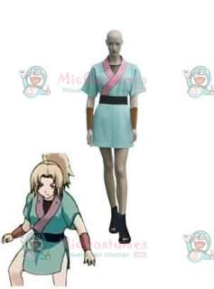 Naruto Tsunade Cosplay Costume  Buy Tsunade Costume