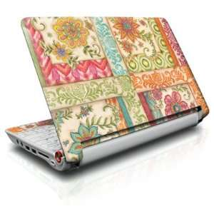 Ikat Floral Design Skin Cover Decal Sticker for the Acer