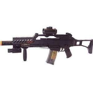 Double Eagle M49K1 Spring Airsoft Gun w/ Folding stock