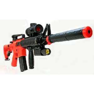 M83A1 240 FPS Electric Airsoft Double Eagle Assault Rifle