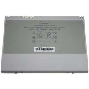 Gaisar Morewer (TM) New Laptop Battery for Apple PowerBook G4