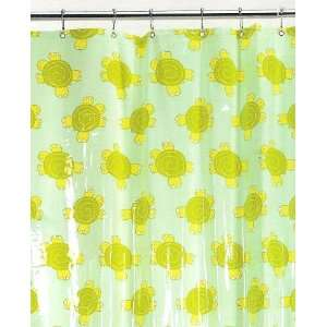 TURTLE SHOWER CURTAIN sea ocean bathroom home decor Home