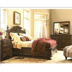 Universal Furniture Panel Bedroom Set Bolero UF01625SET