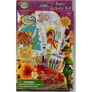 Disney Tinkerbell Art Activity Kit : Toys & Games :