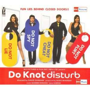 Do Knot Disturb (Film Soundtrack / Bollywood Movie Songs / Hindi Music
