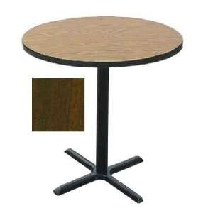 Correll Bxb24R 01 Cafe and Breakroom Tables   Round Bar Stool Standing