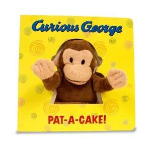 Cake (Curious George (Houghton Mifflin)) [Board book]: H. A. Rey