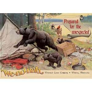 Outdoor Wenonah Canoes Metal Tin Sign Unexpected